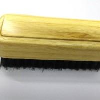 Jual Sikat sepatu standar / casual wooden shoe brush Murah