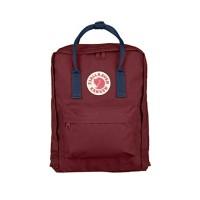 Tas Backpack Kanken Classic Ox Red Royal Blue Original