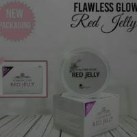 Jual red jelly ms glow ready langsung kirim Murah