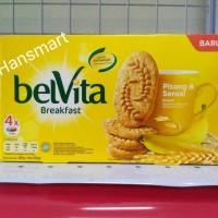 Jual Belvita Breakfast Biskuit Rasa Pisang & Sereal 80 Gr Murah