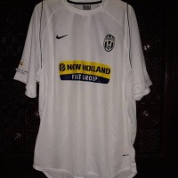 "Jersey Juventus 2007 Match Issue Pre Season ""Limited Edition"" Original"
