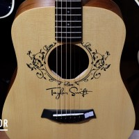 Taylor Taylor Swift Baby Taylor Guitar