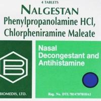 Nalgestan Strip @4 Tablet - Obat Pilek Alergi Pelega Hidung Tersumbat
