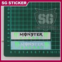 harga Sticker Visor / Stiker Visor Helm Monster Energy , Valentino Rossi Tokopedia.com