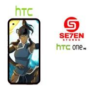 Casing HP HTC One M9 legend of korra Custom Hardcase