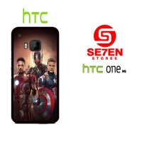 Casing HP HTC One M9 avengers poster Custom Hardcase