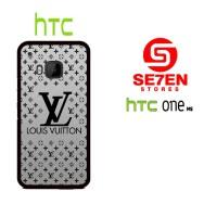 Casing HP HTC One M9 Fonds decran Louis Vuitton Custom Hardcase
