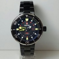 jam tangan expedition e6727 black list silver