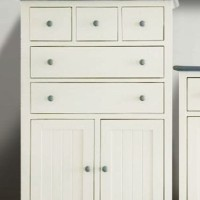 Dove's Furniture  Brandon High Chest [ FREE OngKir Jawa - Bali ]