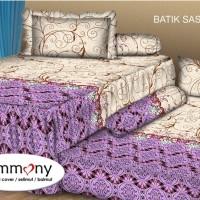 Tommony Sprei Sorong - Batik Sastra
