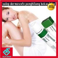 Cream dermovate (krim penghilang jerawat, flek, pemutih kulit)