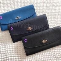 Dompet Coach F54008 Slim Soft Wallet