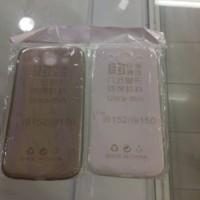SAMSUNG MEGA 5 8 Silikon kondom Sarung Soft case cover armor TPU karet