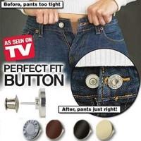 kancing celana - TV Perfect Fit Button Jeans Elastic TERLARIS