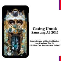 Case Samsung A3 2015 michael jackson dangerous Hardcase Cover