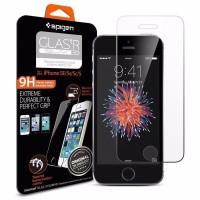 SPIGEN SGP Screen Protector Glas tR Slim HD iPhone 5C 5 5S 5SE Origi