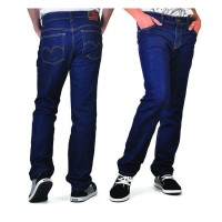 Celana Jeans Pria / Celana Panjang Pria Java Seven Keren - ALX 728