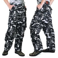 Celana Panjang Pria Army Java Seven Keren- ISL 867
