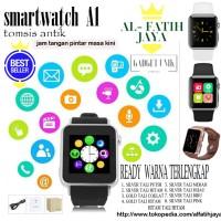 Onix Smartwatch U10 A1 Merah Red Smart Watch mirip Apple watch sim ori