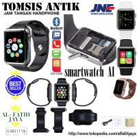 Onix Smartwatch U10 A1 Biru Blue Smart Watch mirip Apple watch ori sim