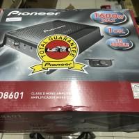 power monoblock pioneer 300watts garansi resmi pioneer