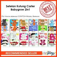 Setelan Kutung Carter 2in1 (Best Seller)