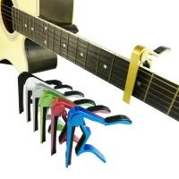 Jual Capo Gitar Impor Berkualitas Rock You CP-591 Gitar Akustik Ukulele Murah