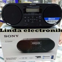Compo sony bombox zs rs60bt cd mp3 usb blutooth