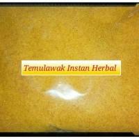 Temulawak Instant Siap Seduh - Herbal Temulawak Asli