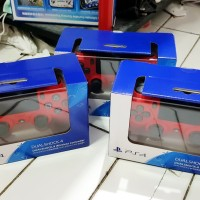 STIK PS4 NEW DUALSHOCK 4 [MAGMA RED] NEW DS4 STICK BARU Playstation 4