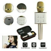 Mic KTV Q7 BLUETOOTH Wireless Microphone