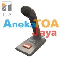 harga Toa Zm-660p Mic Paging 100% Original Mik/microphone/mikrofon 660 P Tokopedia.com