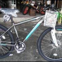 harga Sepeda Gunung Mtb Polygon Monarch 4.00 Tokopedia.com
