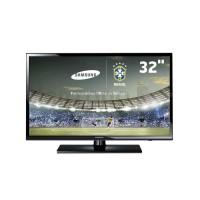SAMSUNG LED TV 32 Inch - UA32FH4003 - Hitam + BREKET , garansi RESMI