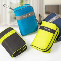 Korean gadget organizer / Travel pouch charger