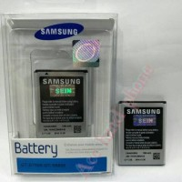 Baterai Samsung Galaxy Ace Plus GT-S7500, Fame s6810, S6310 Ori 100%