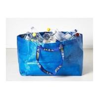 Jual Ikea Frakta Tas Belanja Besar - Shopping Bag Carrier Reusable - 71 Lit Murah