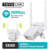 TOTOLINK EX200 - 300Mbps Wireless N Range Extender
