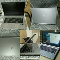 Laptop /Notebook hp ellitebook 8470 core i7 murah meriah dan mulus