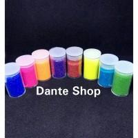 Bubuk Gliter 8 Warna ( Glitter Powder Set )