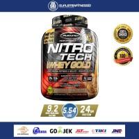 NITRO TECH NITROTECH WHEY GOLD 6 LBS FREE SAMPLE 1x SERV