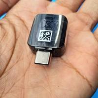 OTG Type C Samsung S8 Original 100% BLACK