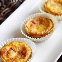 Jual Original Portuguese Egg Tart( bukan pie susu/pai telor/eggtart dimsum) Murah