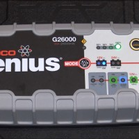 NOCO : GENIUS G26000 SMART CHARGER ACCU / CHARGER AKI 12V & 24v 26A