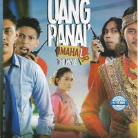 DVD Uang Panai' The Movie