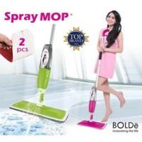 Jual Alat pel lantai semprot bolde-SPRAY MOP Microfiber pembersih lantai Murah