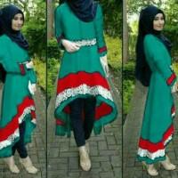Fashion Wanita Muslim Pashmina Hijab Hijab KIARA Set  Tosca