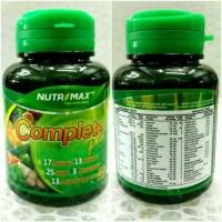 obat herbal alami NUTRIMAX COMPLETE PLUS (60 tablet) original
