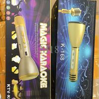 Promo Mic Karaoke Bluetooth Smule Bigo Mp3 You Tube Video Meeting K-
