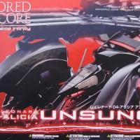 1/72 Armored Core Rayleonard 04-Alicia Unsung
